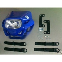CPR headlight blue
