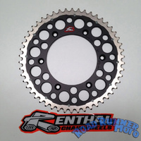 Renthal Twinring rear sprocket black 50t Yamaha