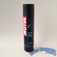 Motul SHINE & GO SPRAY silicon
