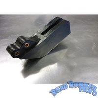Rear chain guide black KTM