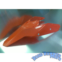 Rear fender orange KTM 07-11