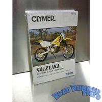 Clymer workshop manual Suzuki DRZ 400