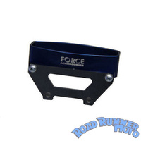 Force speedo protector billet blue Husaberg FE TE 2st 4st all 2009 - 2013