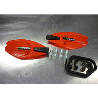 X-Tech handguards MX red