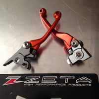 ZETA PIVOT LEVERS ORANGE KTM BREMBO CLUTCH